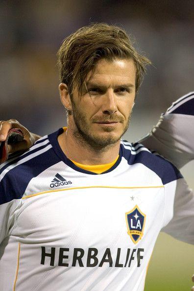 Adidas David Beckham La Galaxy Mls Jersey Size S