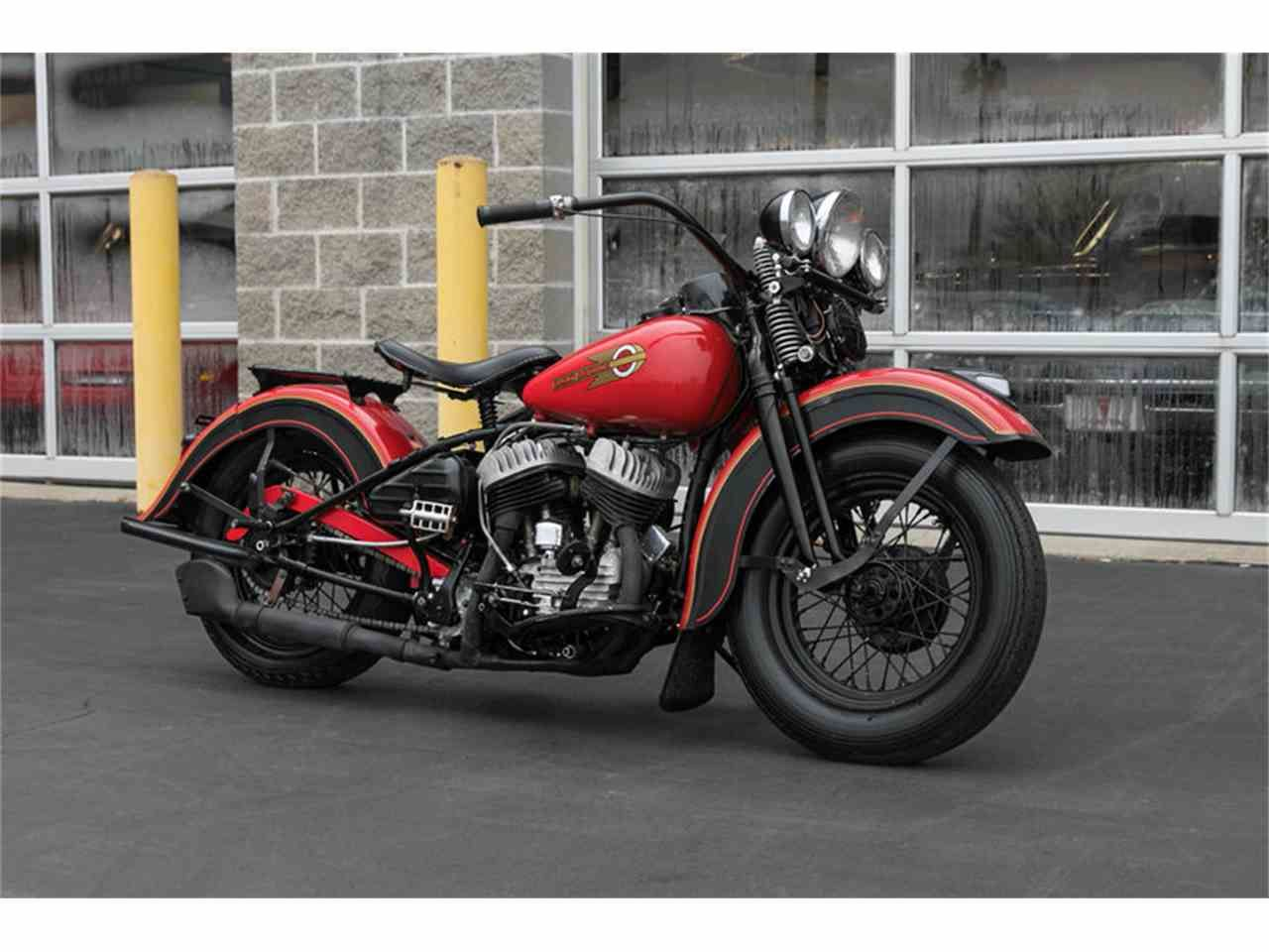 1941 Harley-Davidson Motorcycle for sale | Listing ID: CC
