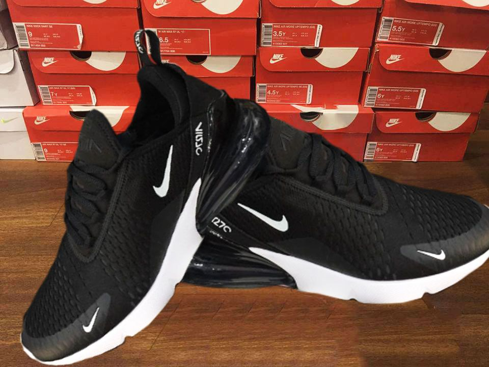 MEN SHOE NEW BOX REAL AIR MAX 270 STYLE AH8050-002 BLACK SOLAR SNEAKERS  SIZE 9  fashion  clothing  shoes  accessories  mensshoes  athleticshoes  ad  (ebay ... cb06e032b