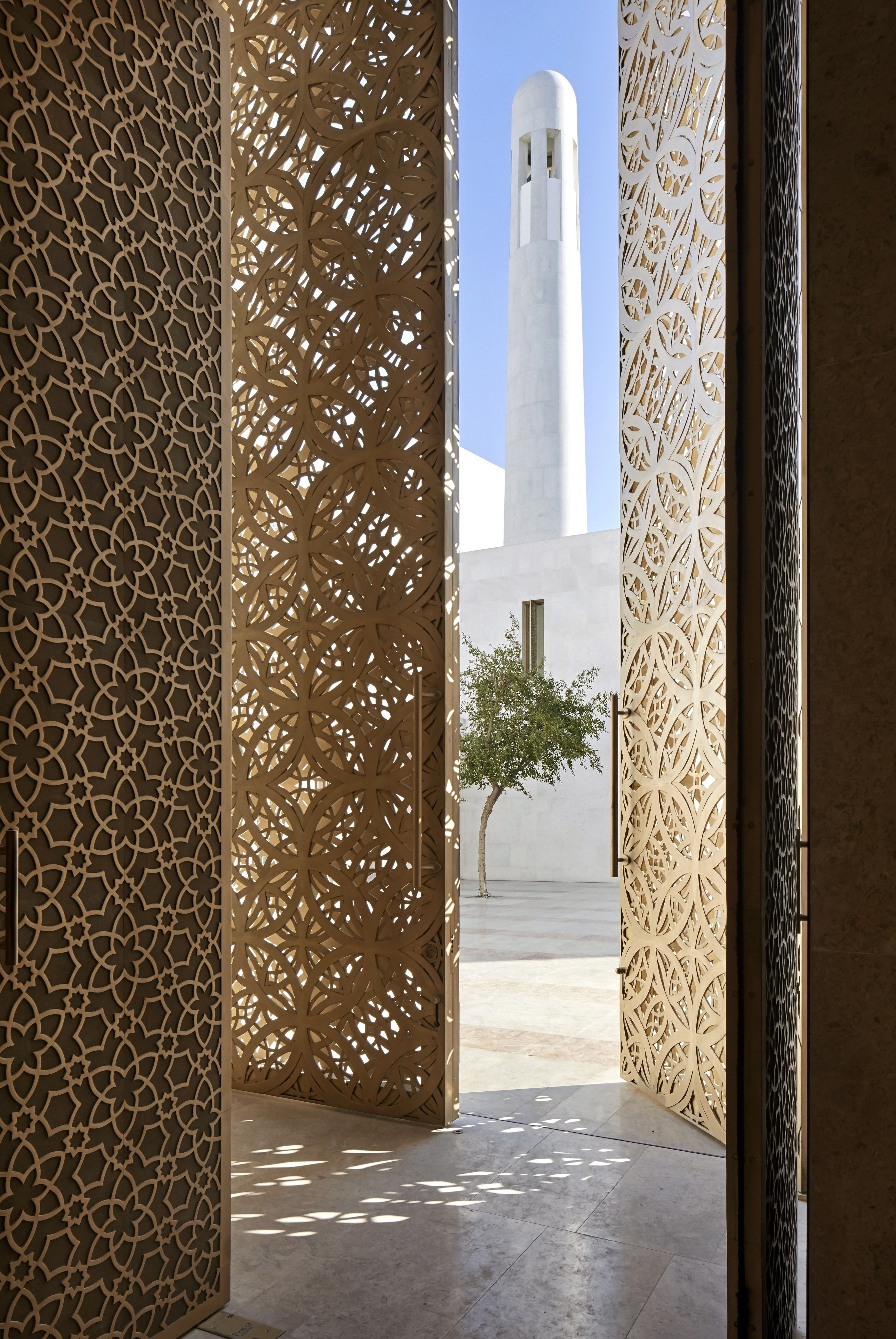 pleasing islamic design house usa. John McAslan  Partners Project Jumaa Mosque Heritage House Museums Image 5 Islamic DesignsIslamic Archello Pinterest and Architecture
