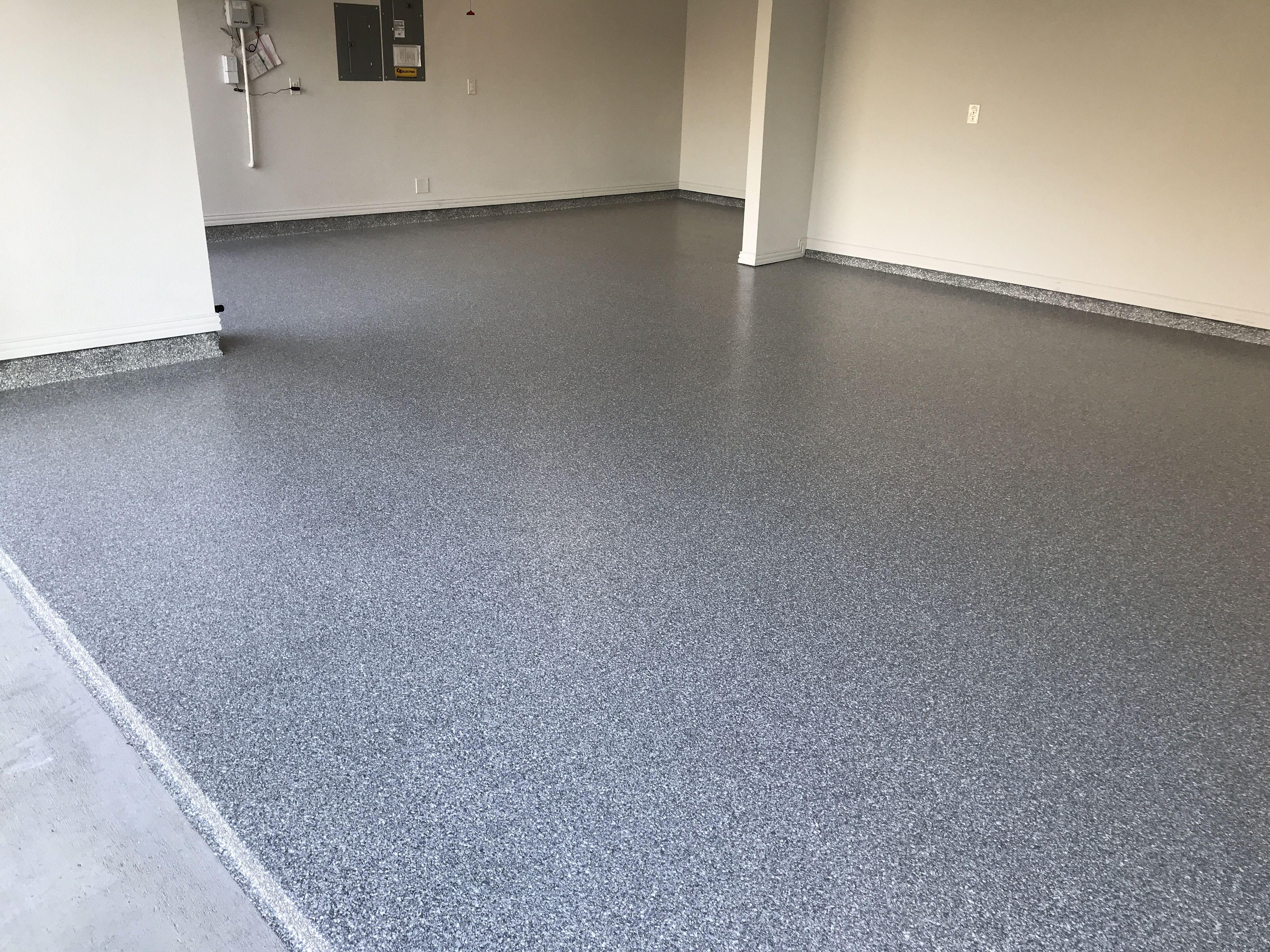 Classic Moonstone Polyaspartic Epoxy Garage Floor Epoxy Garage Floor Coating Garage Floor Coatings Flooring Contractor