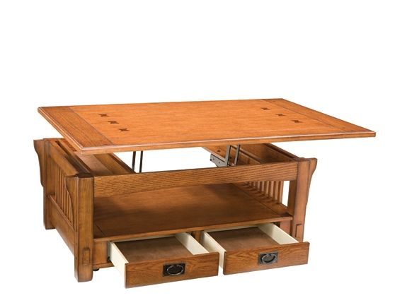Woodland Park LiftTop Coffee Table Coffee Tables Raymour and