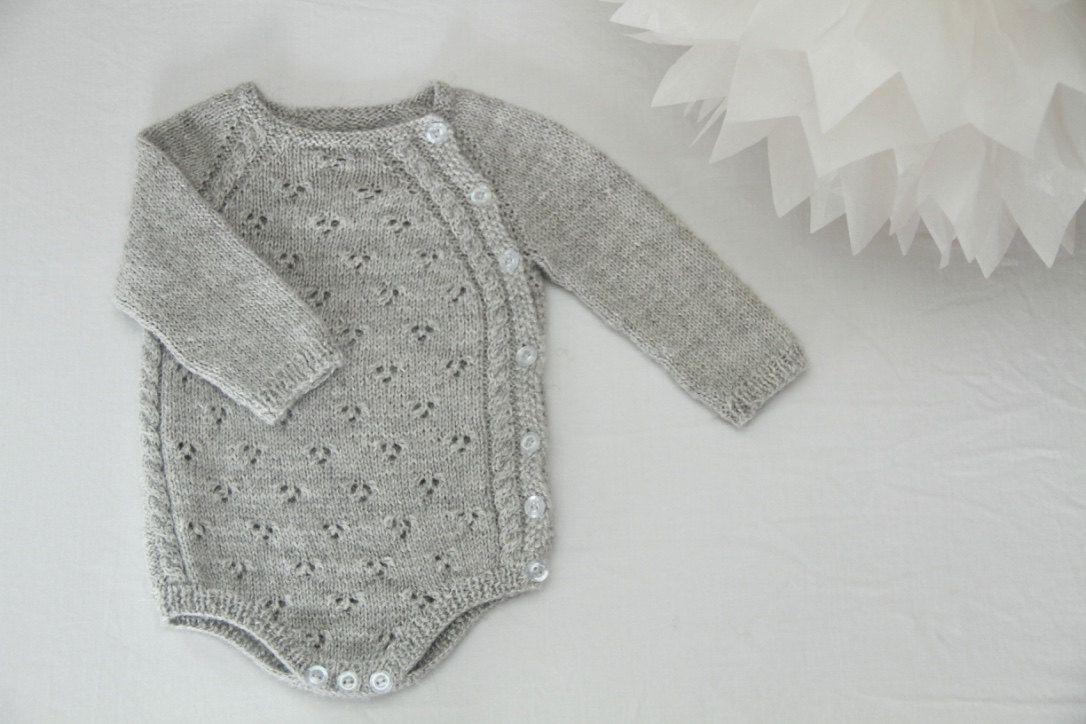 Tiriltunge Newborn onesie (english pattern) | Recién nacidos, Mono y ...