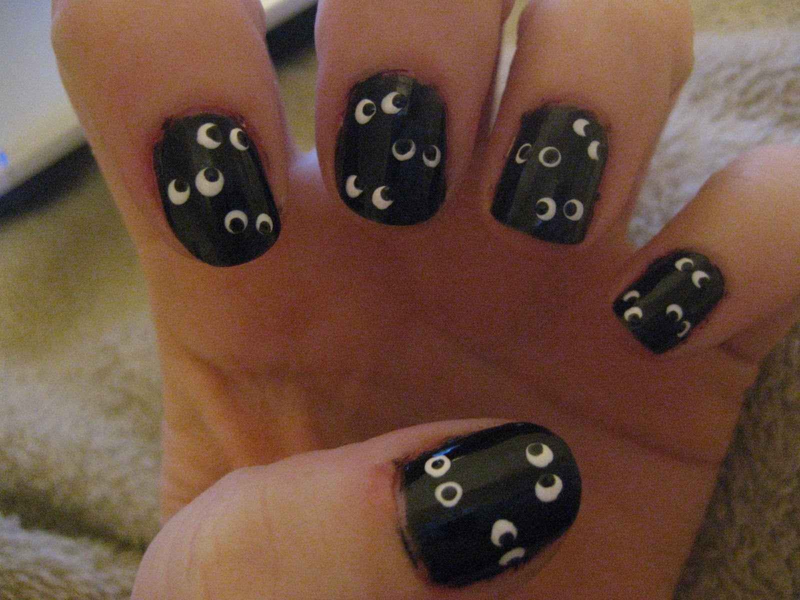 nail art - halloween | nail'd it-halloween | pinterest | nail art