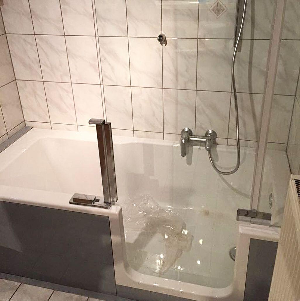Bad-Teilerneuerungen für Senioren in 16 Std. zum garantierten