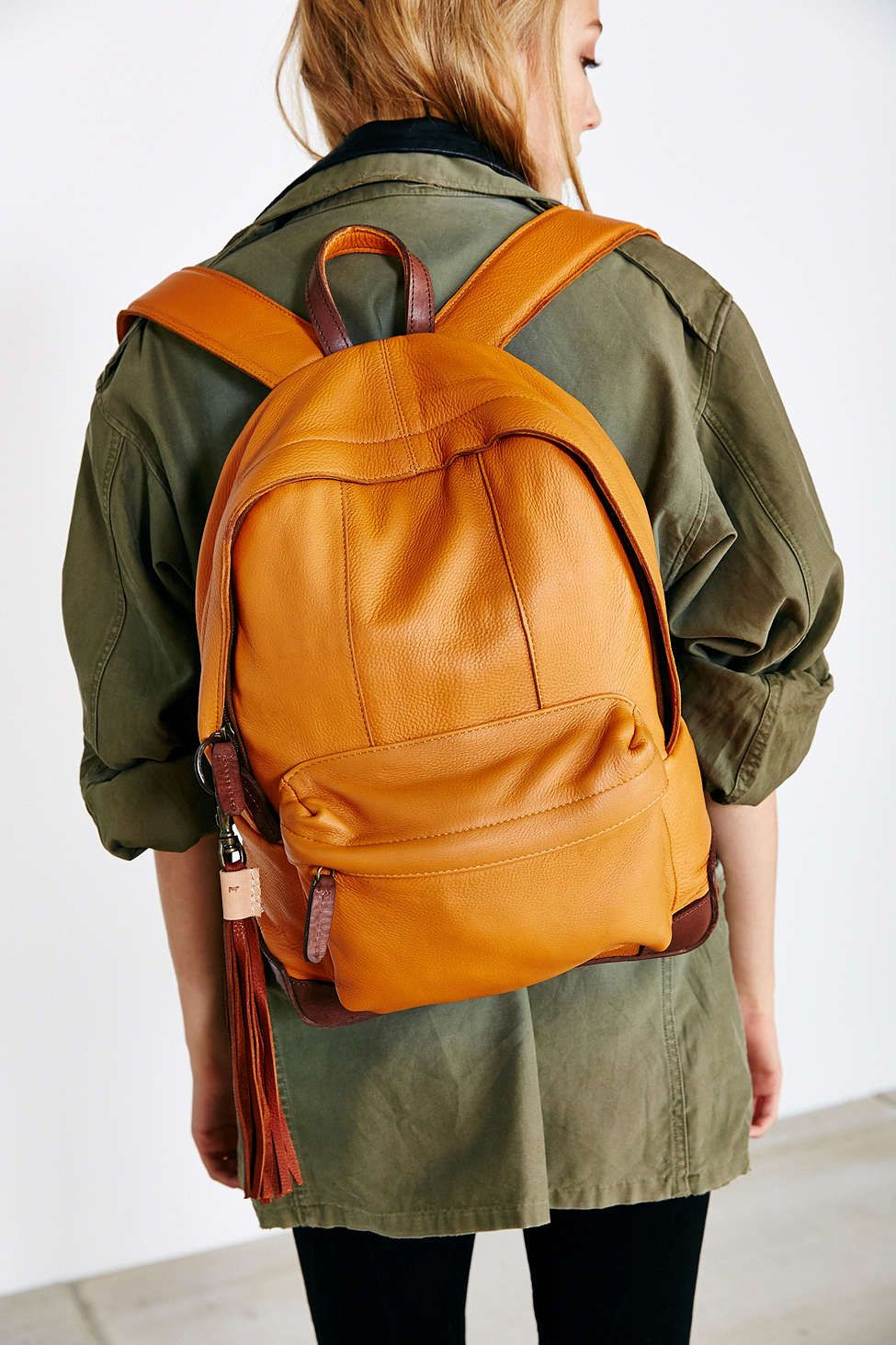 Will Leather Goods Delilah Backpack - Urban Outfitters