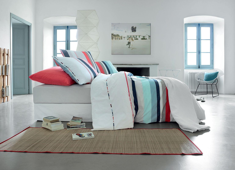 linge de lit jalla jude nouvelle collection jalla housse de couette drap plat taie d. Black Bedroom Furniture Sets. Home Design Ideas
