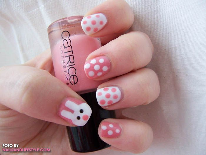 15 The Cutest Easter Nail Art - 15 The Cutest Easter Nail Art Easter Nail Art, Easter Nails And