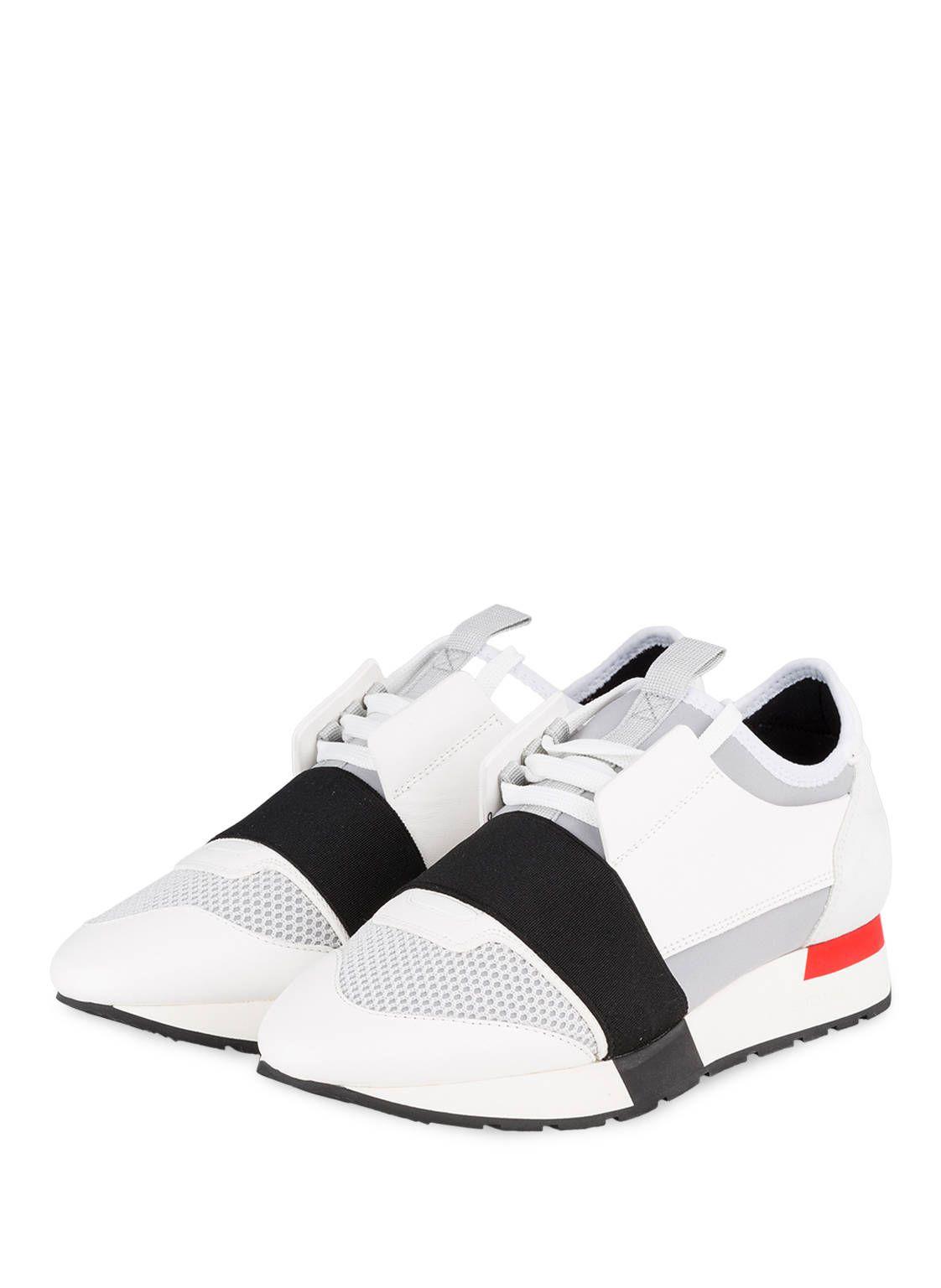 look for exclusive shoes detailed images Sneaker RACE RUNNER von BALENCIAGA bei Breuninger kaufen ...