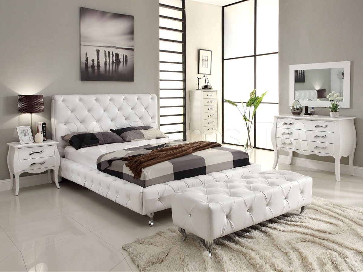 Cotemporary bedroom ideas u simplicity and elegance in their most