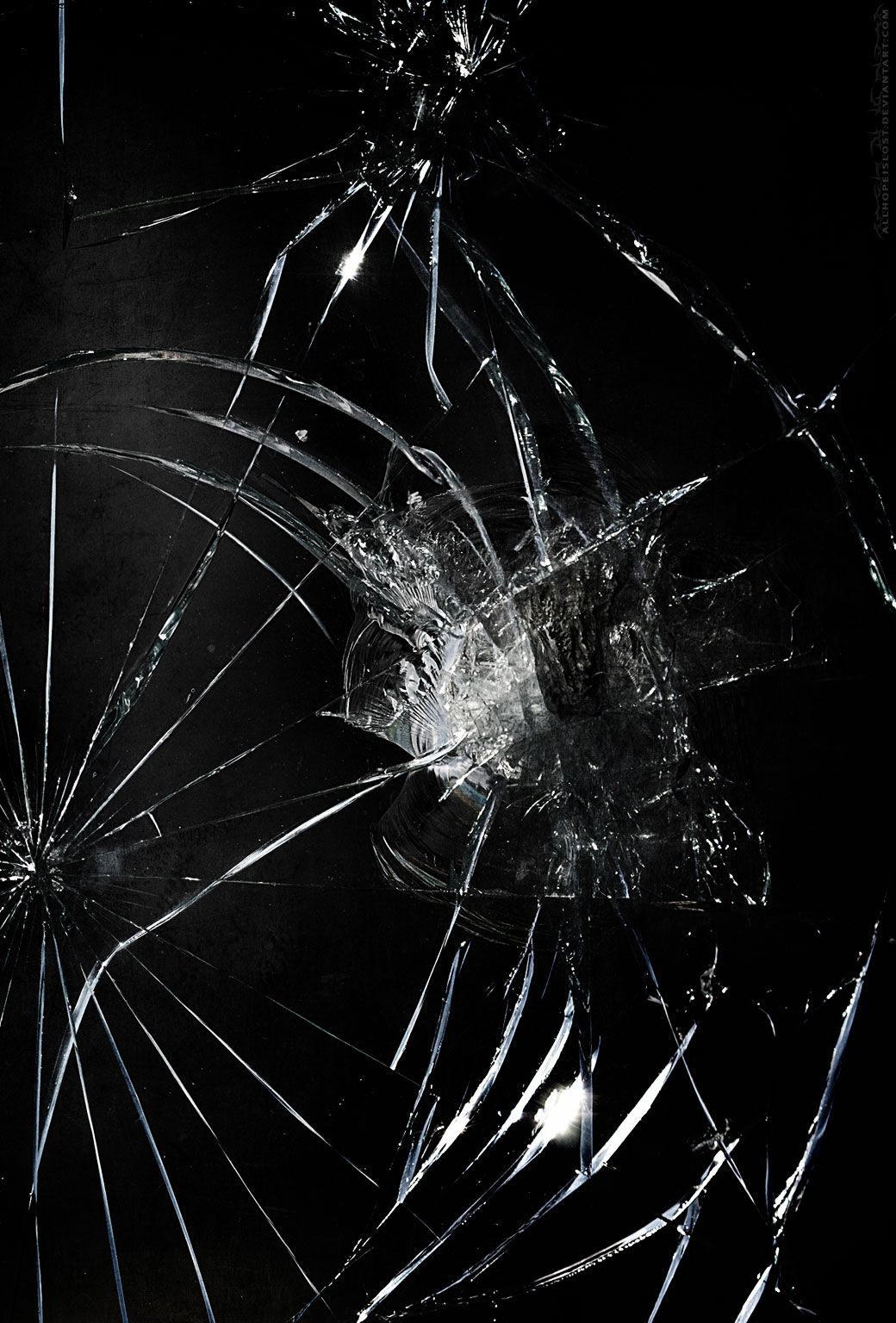 Free Cracked Screen Wallpaper Phone beautiful hd