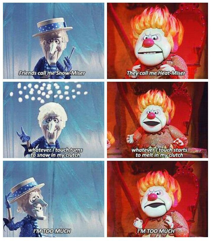 A Miser Brothers Christmas.The Miser Brothers The Most Wonderful Time Of The Year