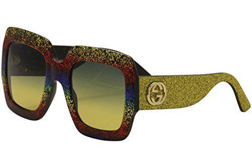 cb4e27bde8f19 Sunglasses Gucci GG 0102 S- 005 MULTICOLOR   GREY GOLD