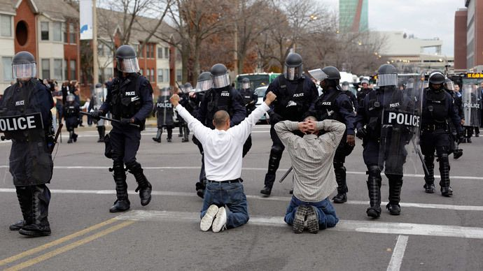 Image result for occupy wall street protest police