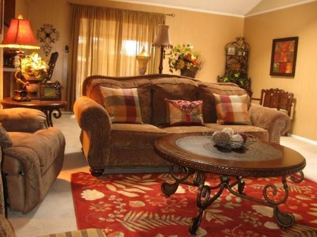 10 Stunning Tuscany Living Room Ideas