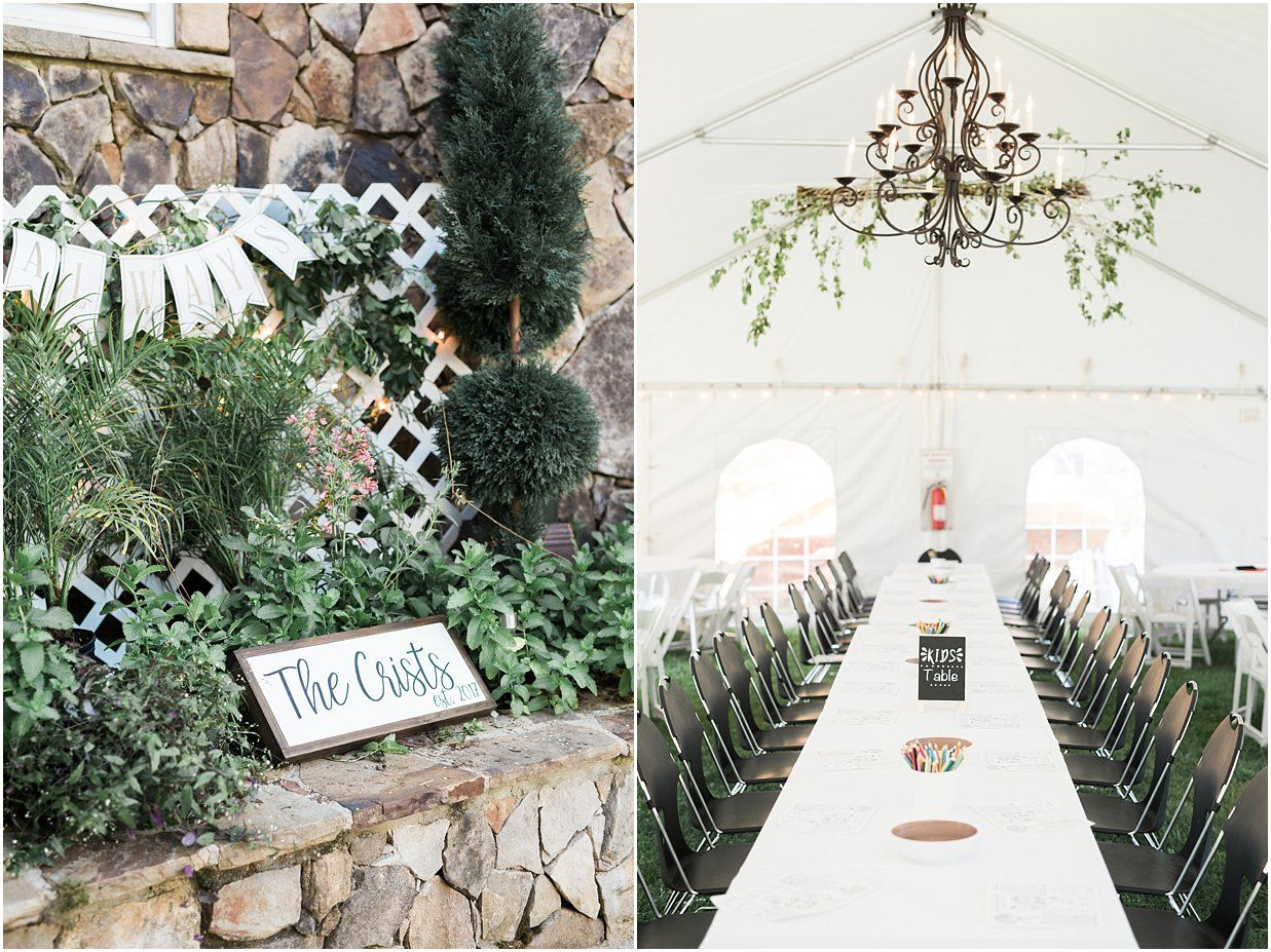 tented reception bow tie wedding details pinterest