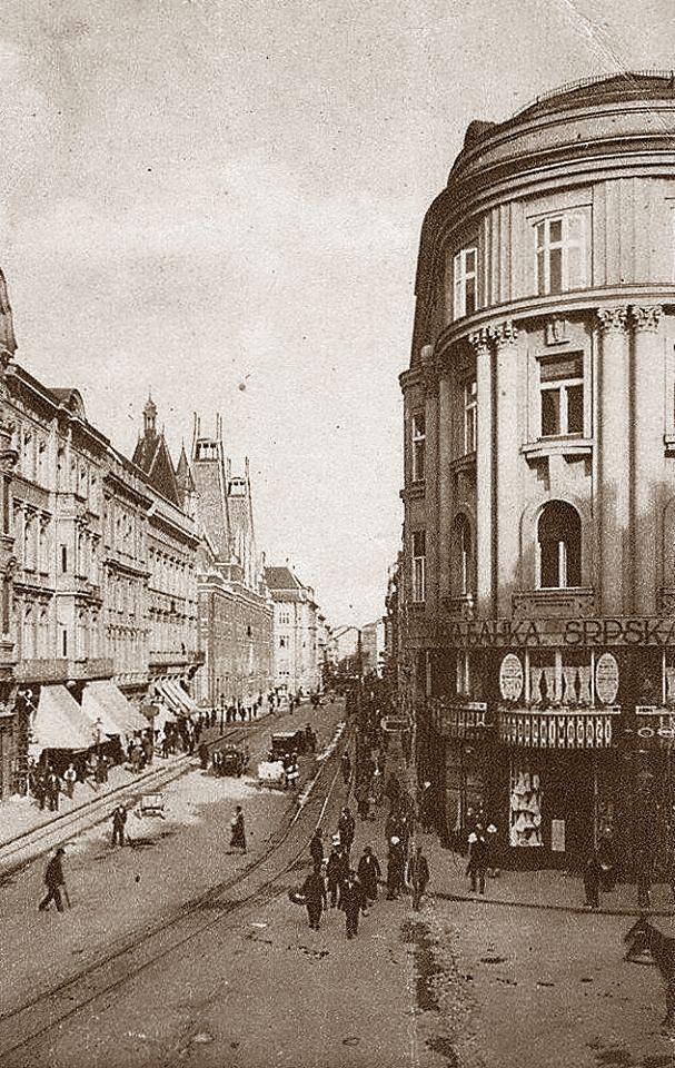 Zagreb 1920 Tih Jurisiceva Zagreb Croatia Zagreb Croatia