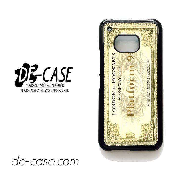 Hogwarts Platform For HTC One M9 Case Phone Case Gift Present YO