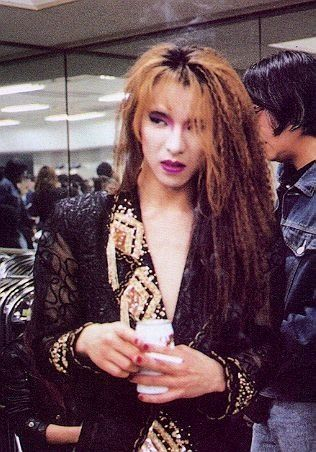 X Japan Yoshiki Hayashi Visual Kei Pete Burns Jrock