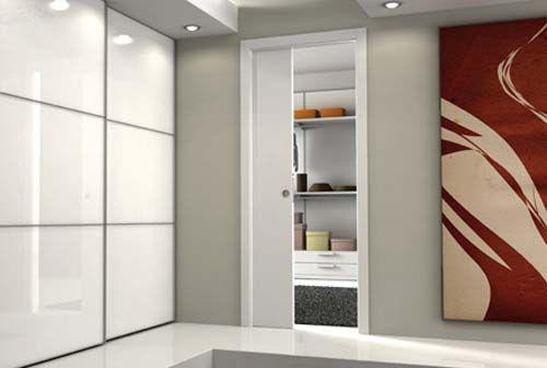 33 idées de portes coulissantes déco - porte d armoire coulissante