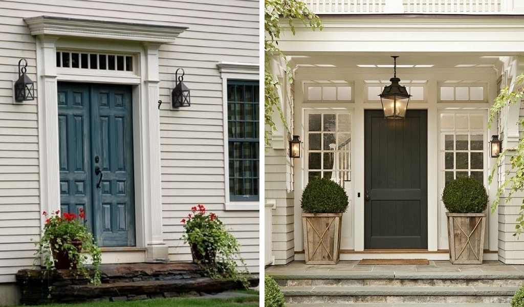 Colonial Front Doors Gallery : Colonial Front Doors Ideas – The