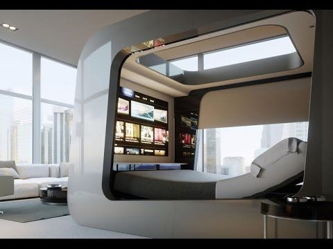 a high tech bed to wish you good night sleep high tech bedroom furniture