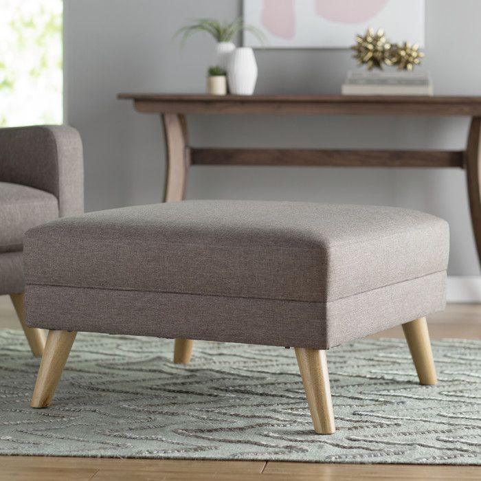 Awesome Tuscaloosa Ottoman Reviews Allmodern Living Room Machost Co Dining Chair Design Ideas Machostcouk
