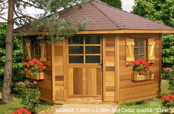 Abri de jardin - Tout connaître sur les abris de jardin ...