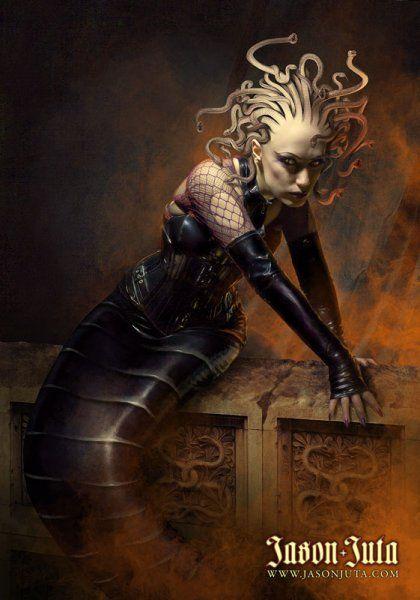 Medusa Medusa Pinterest Medusa Monsters And Mythology