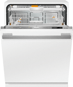 G 6785 Scvi Am Fully Integrated Full Size Dishwasher With Hidden Control Panel 3d Cu Fully Integrated Dishwasher Integrated Dishwasher Built In Dishwasher