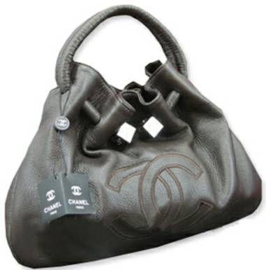 626041814487 Chanel hobo cube handbag