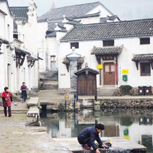 Xinye in the Zhejiang Province of China is noted for its well-preserved Ming and Qing era architecture and ancient residential buildings. This historic village also holds ancestor worship ceremonies for the annual Shangsi Festival, an ancient tradition practiced by only a few communities in China today.