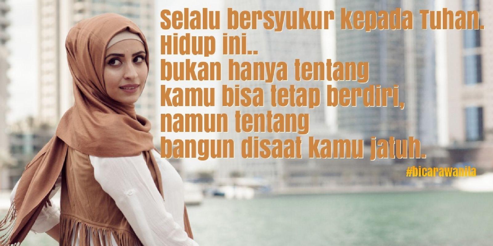 Kata2 Bijak Untuk Wanita Kuat