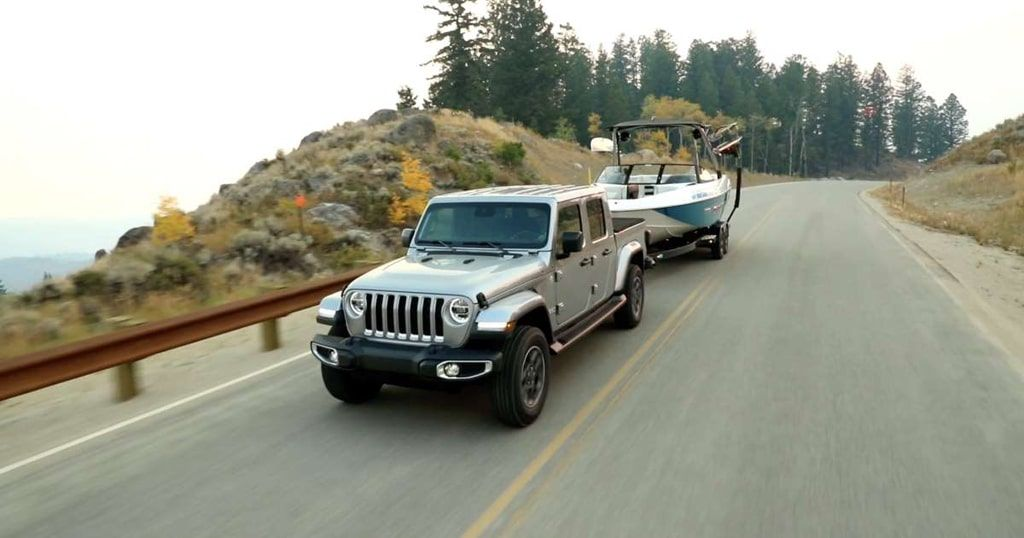 2020 Jeep Gladiator Pickup Truck Review in 2020 Jeep