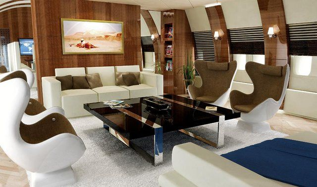 Private boeing also fancy luxurious pinterest rh