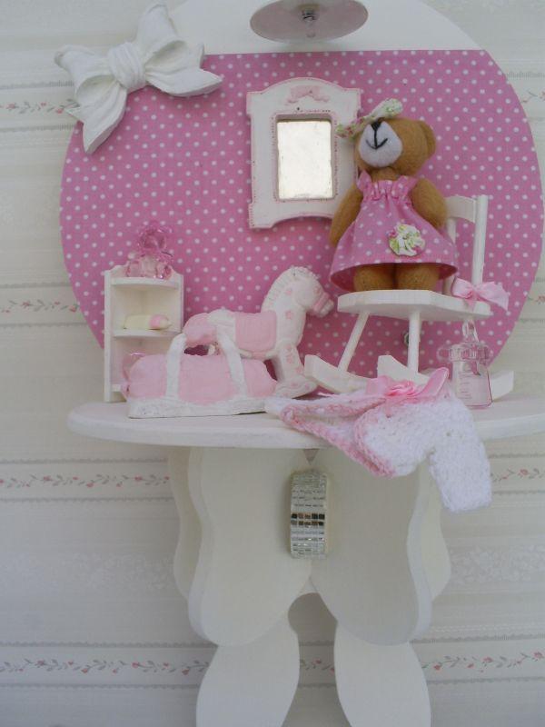 Porta maternidade Mille Choses