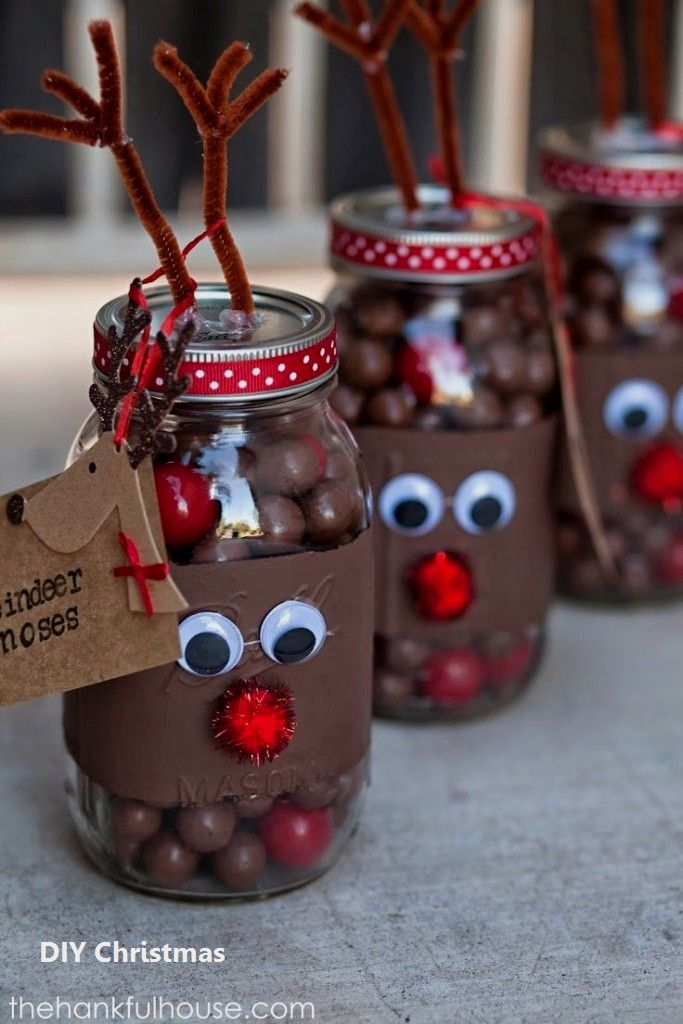 Handmade Christmas Gifts 2020 29 Affordable Craft Ideas This Christmas 1 | Mason jar christmas