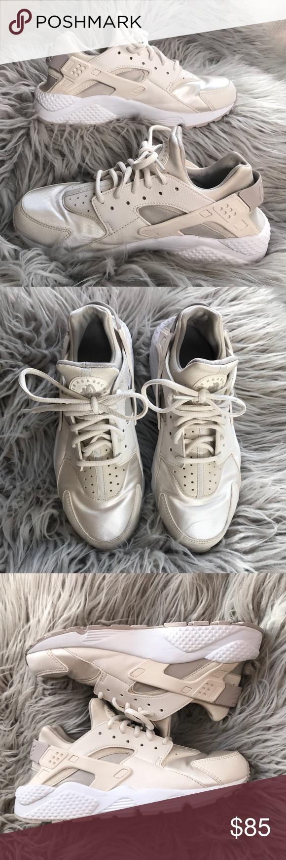 Nike Air Huarache Size 9.5 Phantom Bone