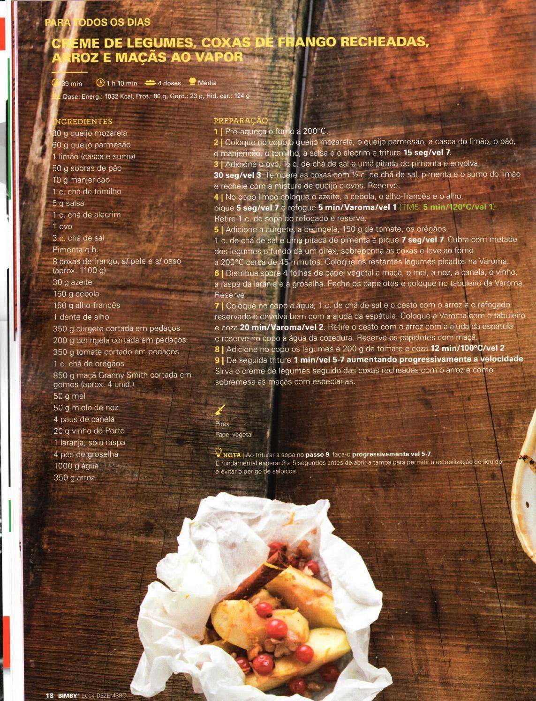Revista bimby 2014 dezembro por Ricardo Fernandes