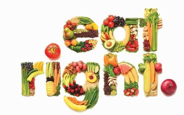 gesundes obst und gemüse zum abnehmen