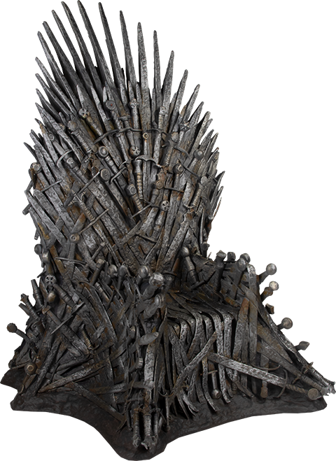 Iron Throne 18 Replica Sideshow Collectibles Game Of Thrones Replica Dark Horse Comics Iron Throne
