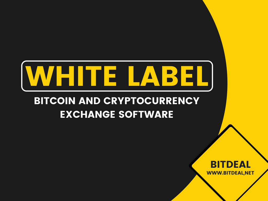 cryptocurrency white label exchange