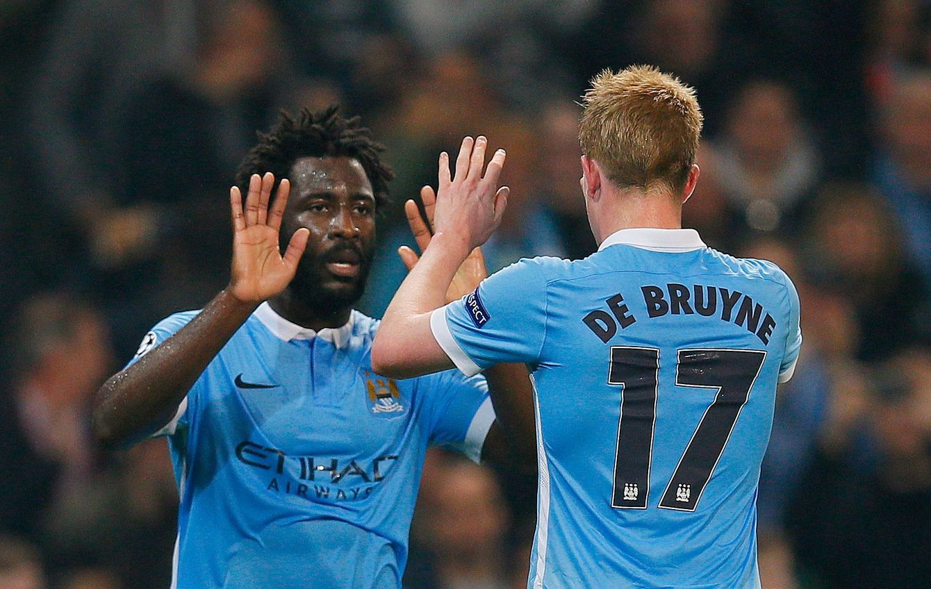 Kevin De Bruyne Manchester City Manchester city
