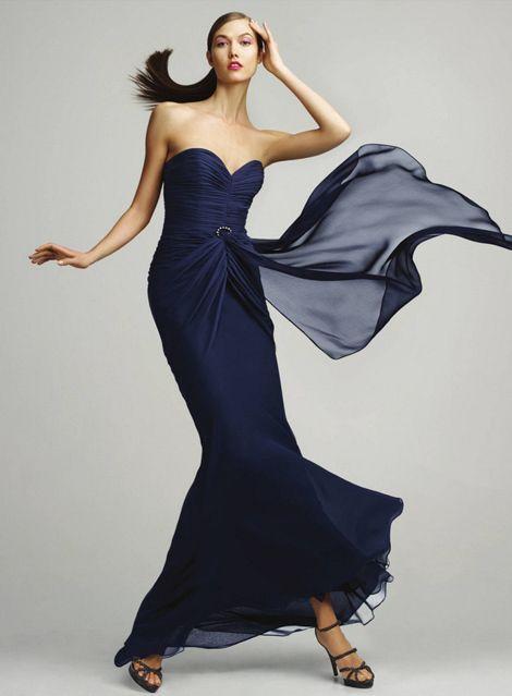 Karlie Kloss for Ogilvy S/S 2013