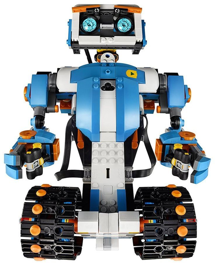 The Lego Boost Creative Toolbox is a robotics kit that was developed ...