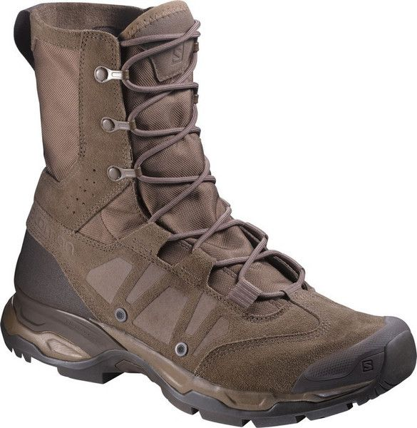 Salomon Forces Jungle Ultra Boots | Botas de couro