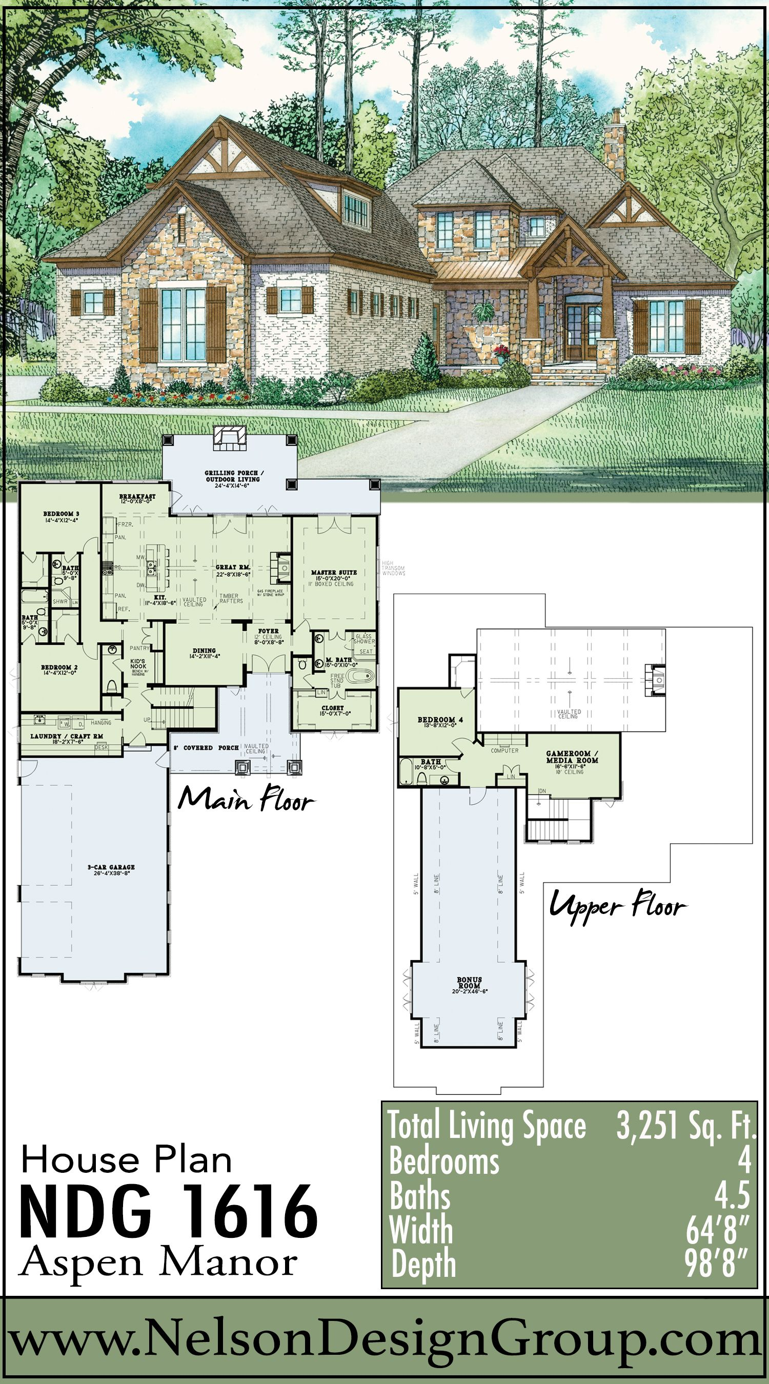 House Houses Home Homes Houseplan Houseplans Homeplan Homeplans Frenchcountry Craftsman Homesweeth Rustic House Plans Rustic House Beach House Decor