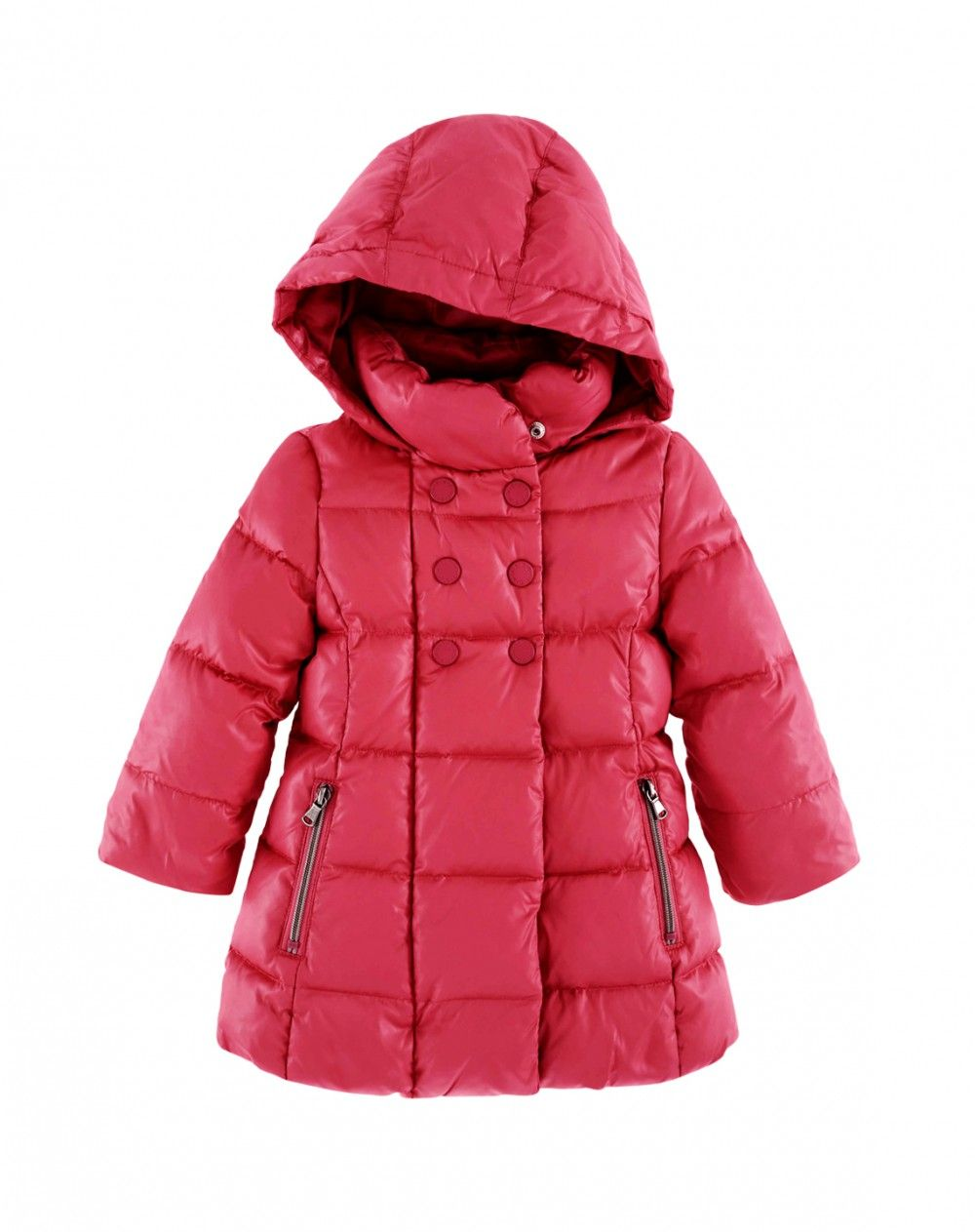 Long Sleeved Down Filled Jacket Down Jackets Coats Jackets Autumn Winter Girl Age Kids Kids Outerwear Baby Girl Jackets Girls Jacket [ 1263 x 1000 Pixel ]