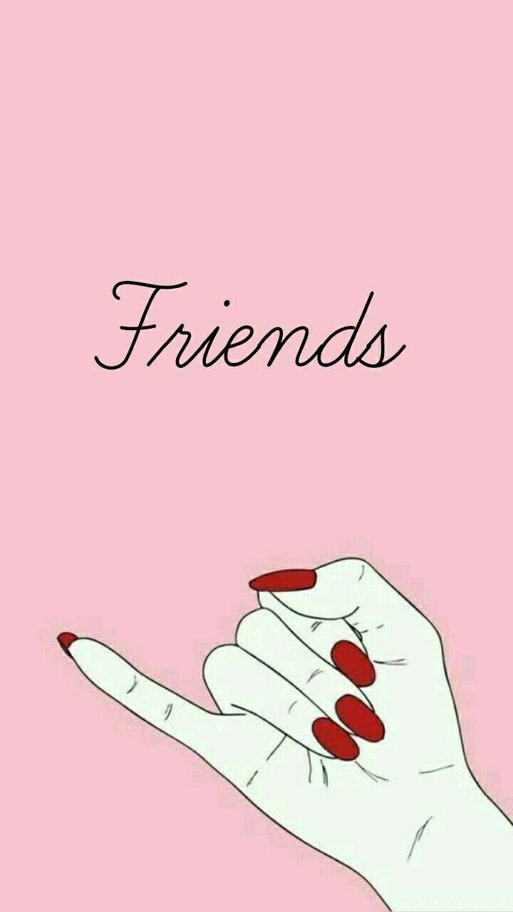 Resultado De Imagen Para Best Friends Fondos Hintergrund Iphone Handy Hintergrund Hintergrundbilder