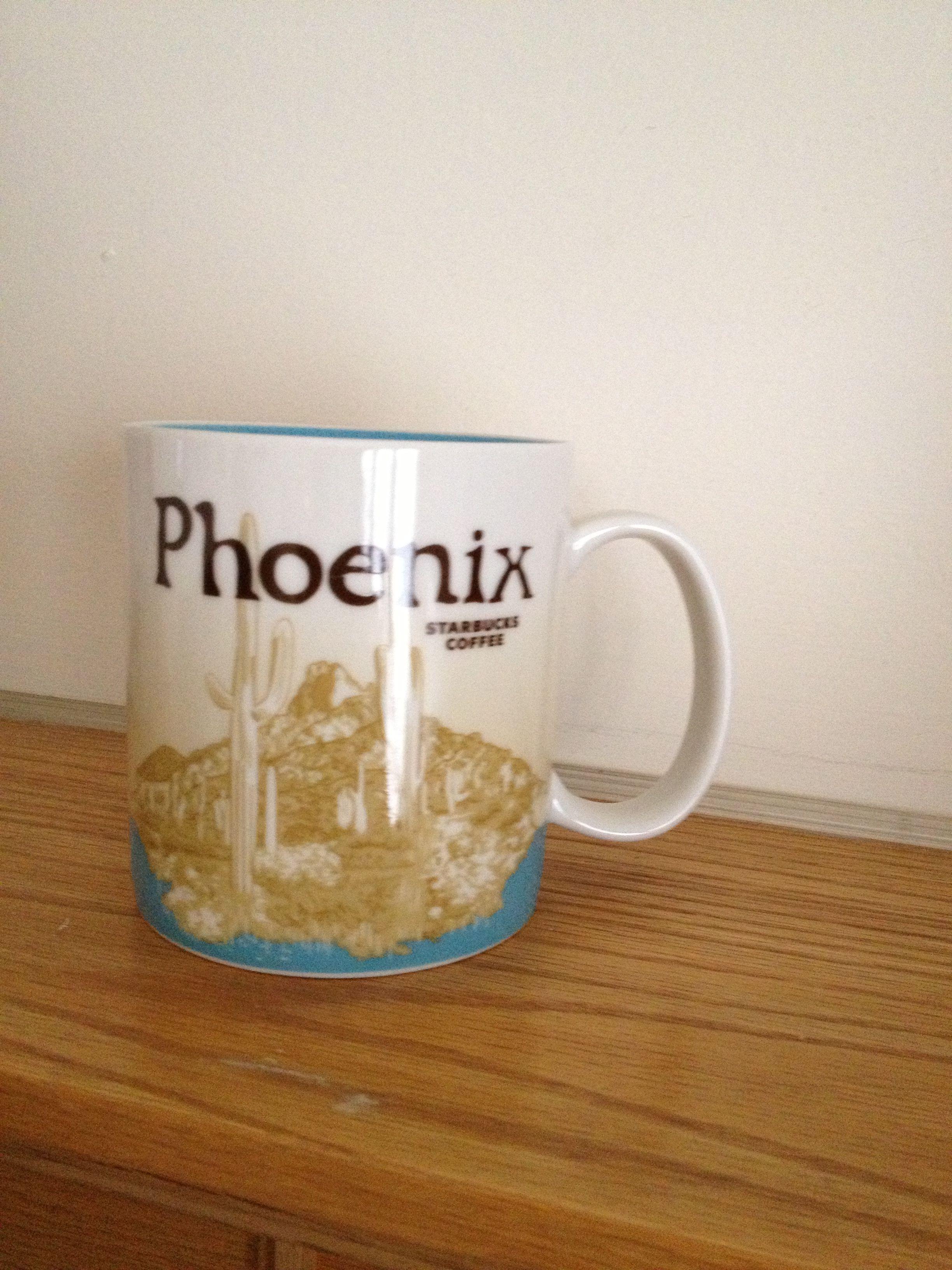 Phoenix SB mug is from my son in law Luis! Mugs
